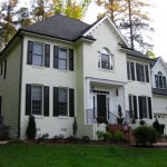 Brick Exterior Before & After