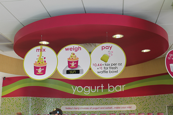 Menchie's Yogurt Bar – Cary, NC