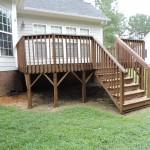 Rejuvenated Deck Restoration