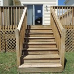 A Revival for an Exterior Deck
