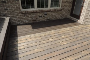 Semi-Transparent Deck Stain