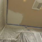 Drywall Ceiling Patch Repair & Painting