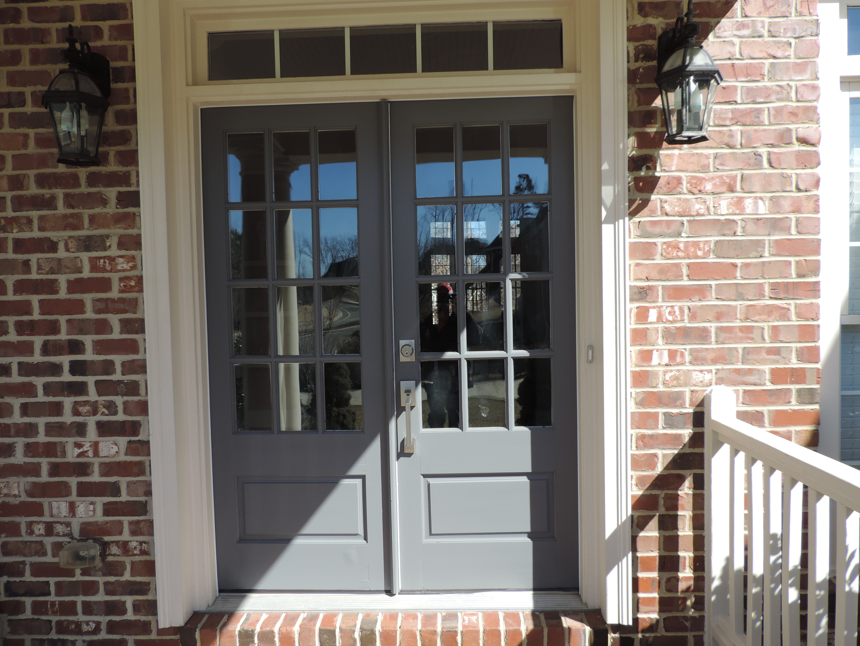Custom Front Door Painting