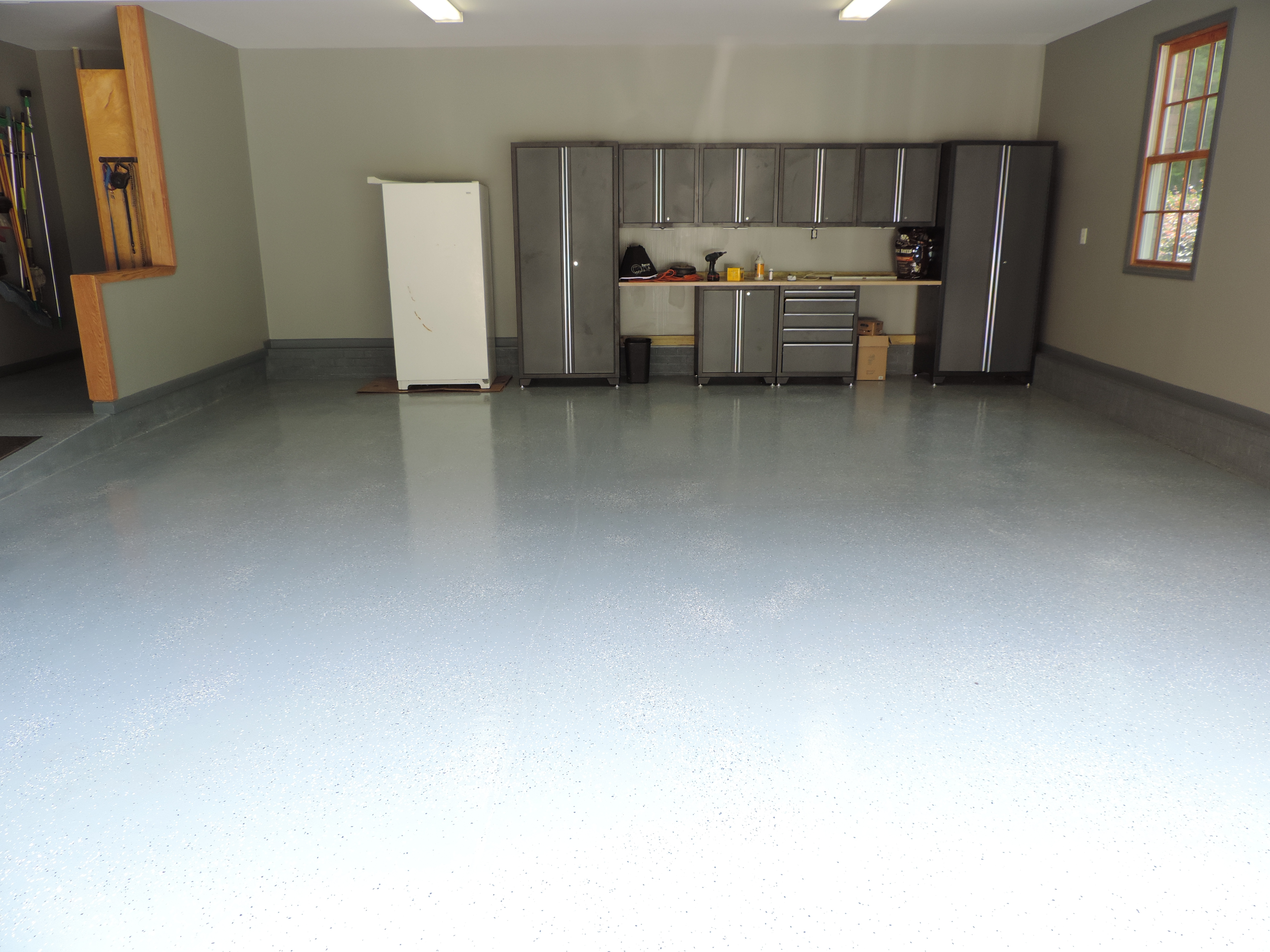 Garage Makeover – After – Front View