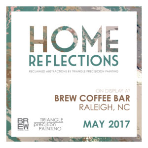 Home Reflections @ Brew Coffee: RDU